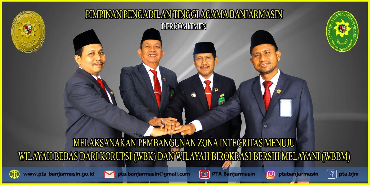 Komitmen Pimpinan